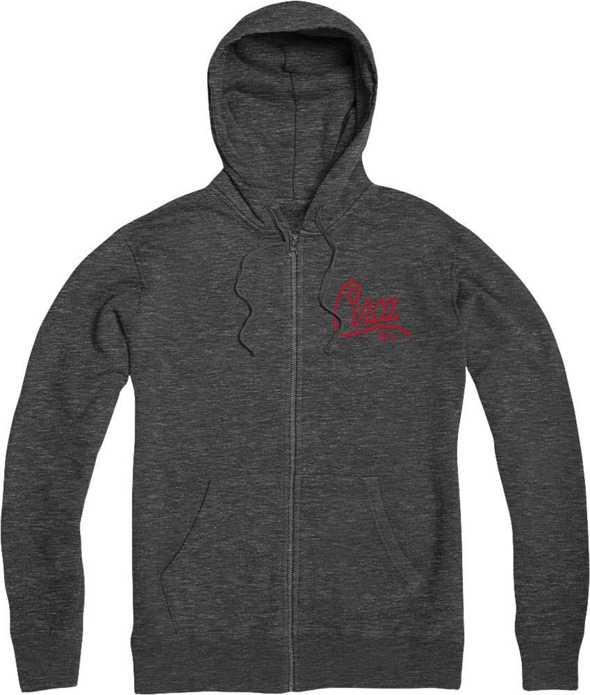 C1rca Guild Charcoal Men's Zip Hood