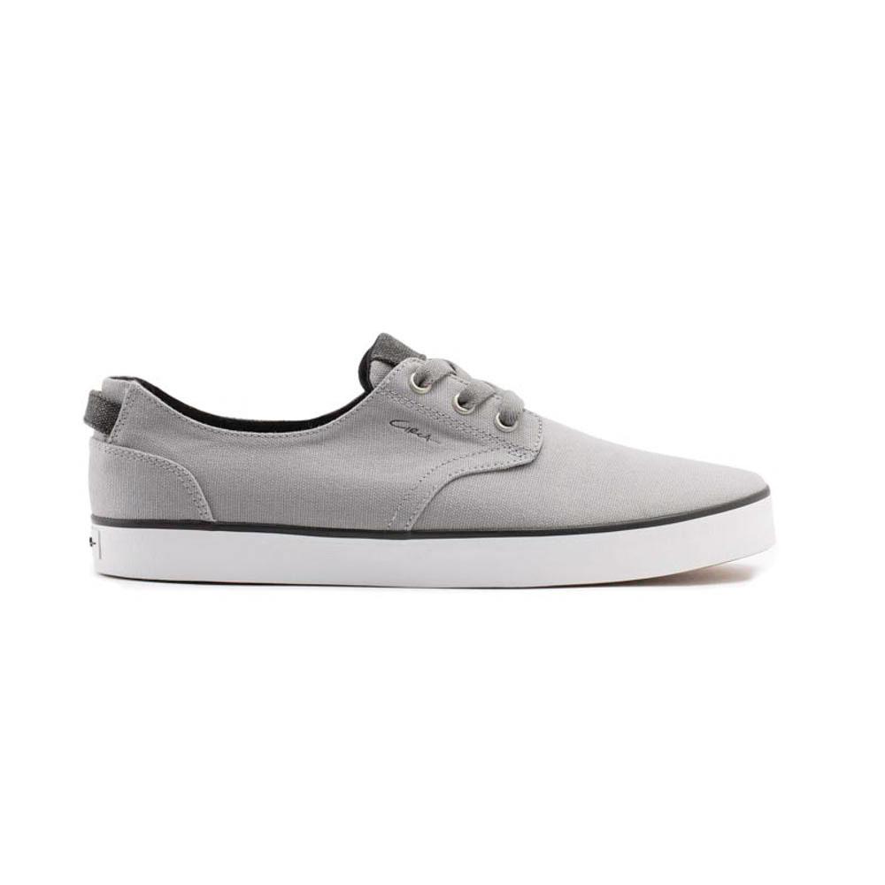 C1rca Harvey Frost Gray Black Men's Shoes
