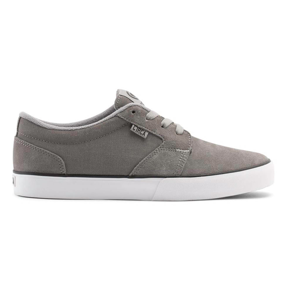 C1rca Hesh 2.0 Frost Gray Black Men's Shoes