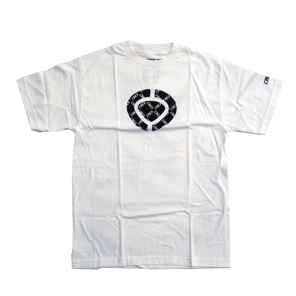 C1rca Icon Corp White Ανδρικό T-Shirt