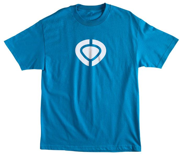 C1rca Icon Cyan Αντρικό T-Shirt