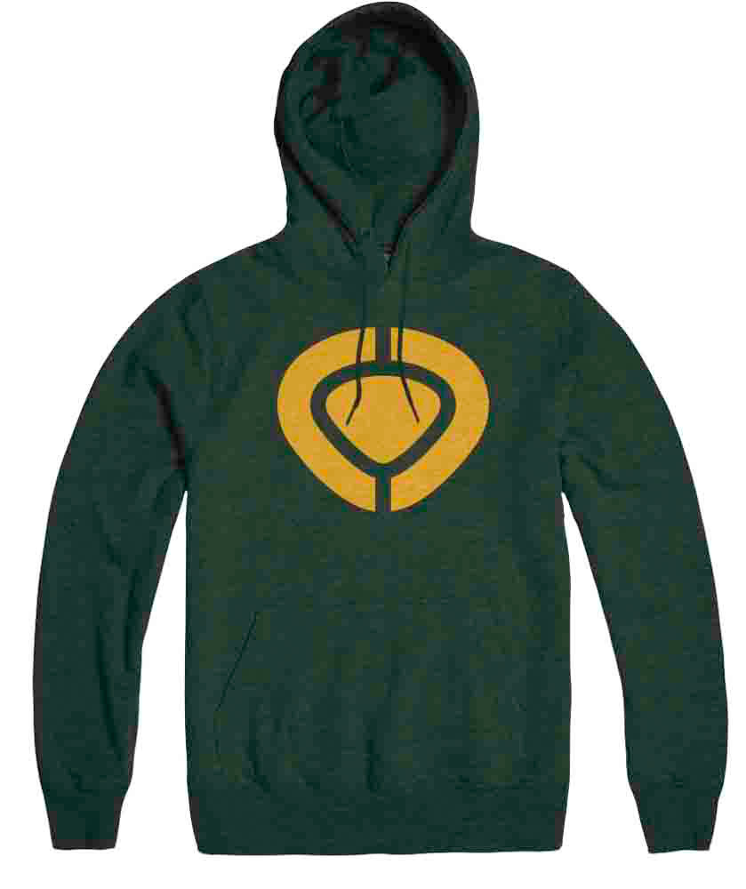 C1rca Icon Forrest Green Men's Hoodie