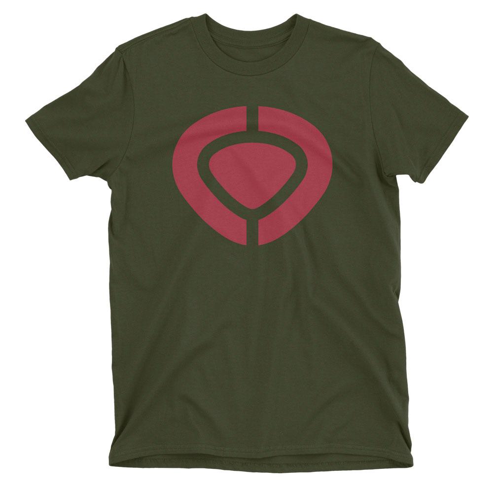 C1rca Icon Military Green Ανδρικό T-Shirt