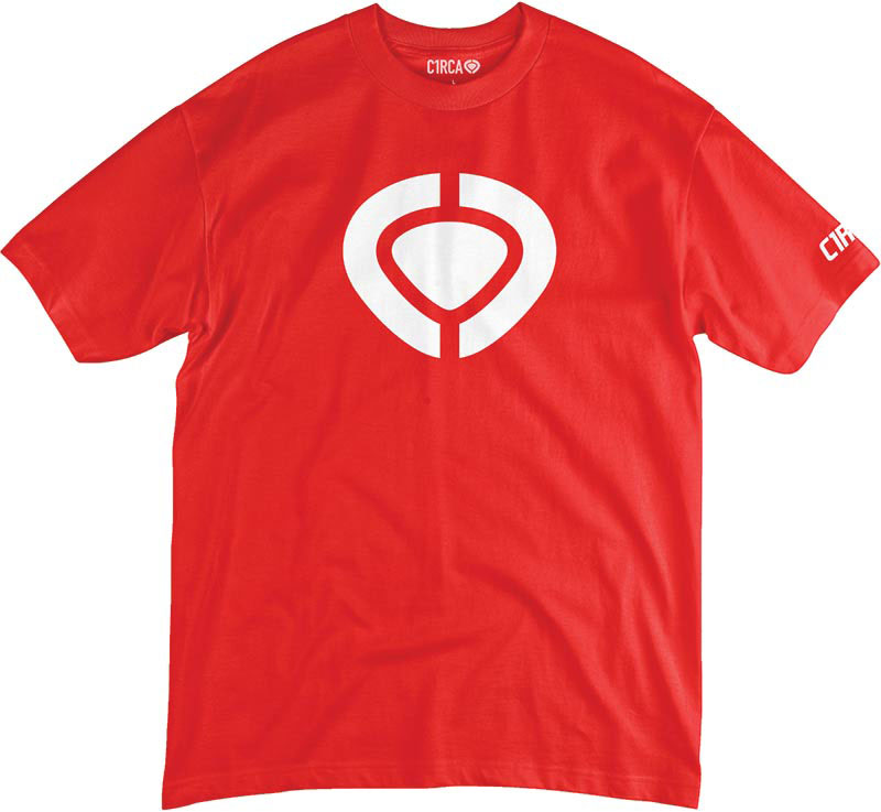 C1rca Icon Red Kid's T-Shirt