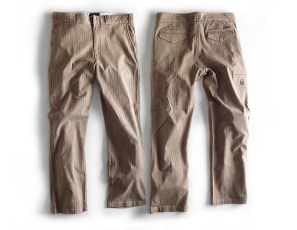 C1rca Impala Tan/Black Men's Pants