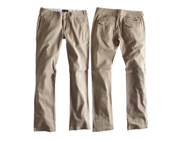 C1rca Impalita Tan/Black Women's Pants