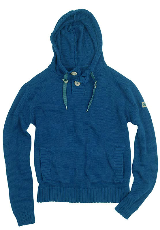 C1RCA KOSTA BLUE CORAL SWEATER HOODIE