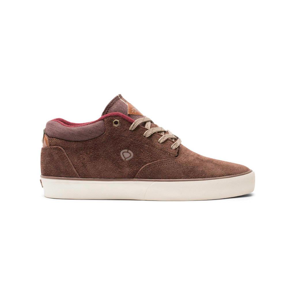 C1rca Lakota Dark Brown Tawny Port Men's Shoes