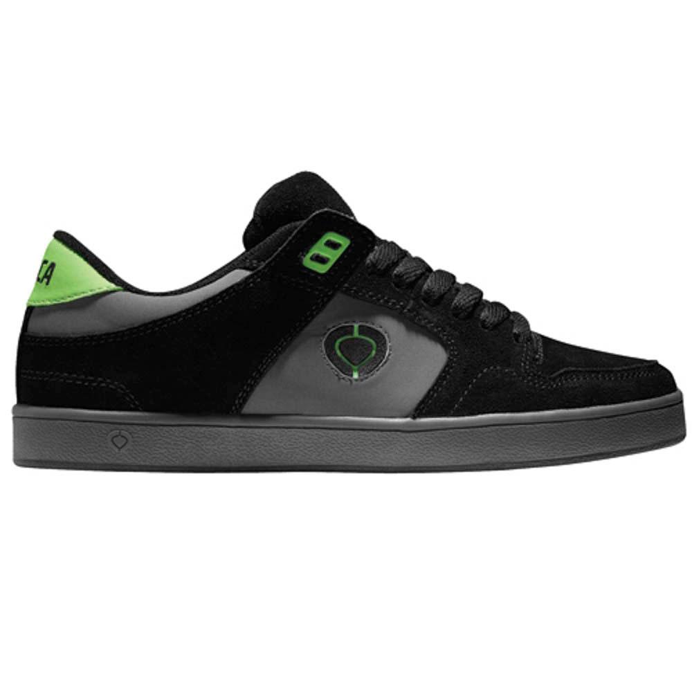 C1rca Lifter Black Dark Gull Men's Shoes