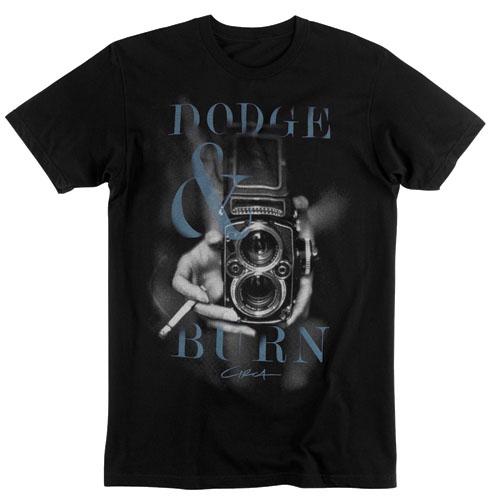 C1rca Look Glass Black Men's T-Shirt