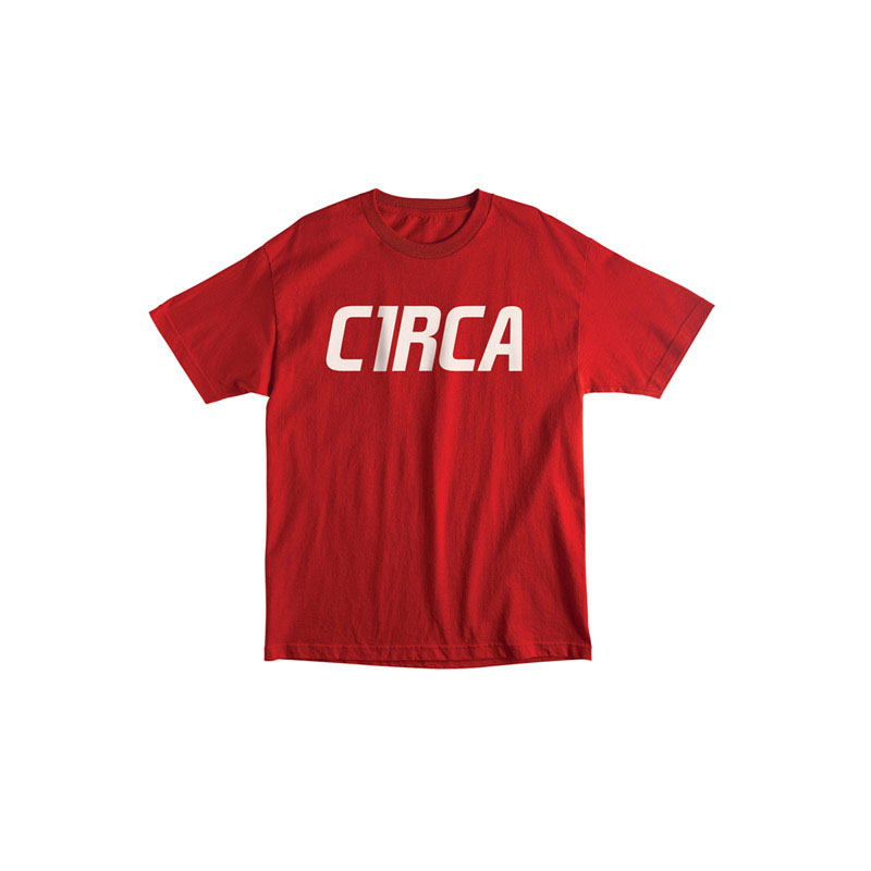 C1rca Mainline Font Red Παιδικό T-Shirt