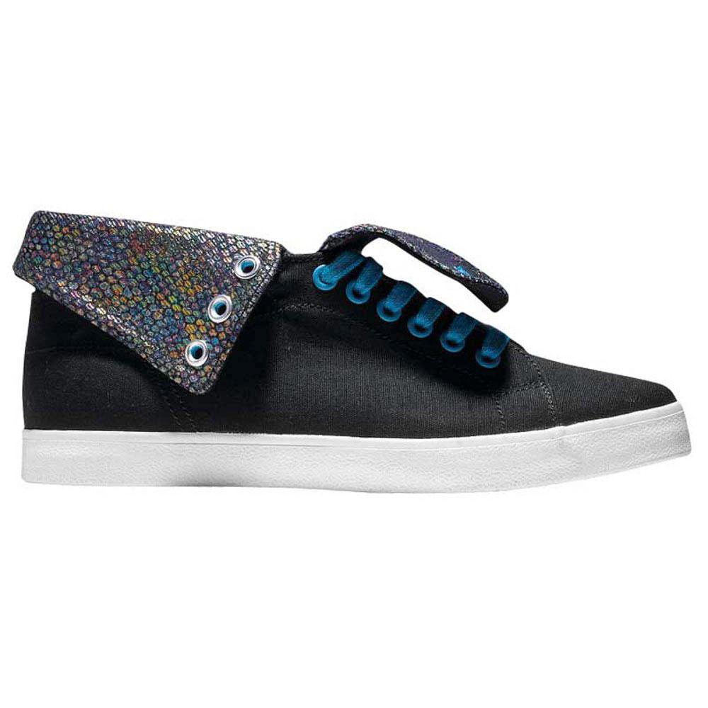 C1rca Natasha High Black/Iridescence Women's Shoes