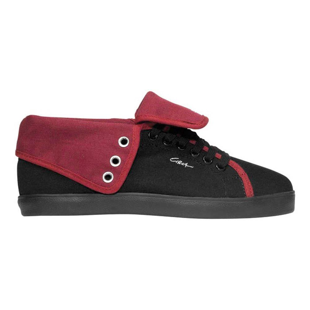 C1rca Natasha High Black Jersey Women's Shoes