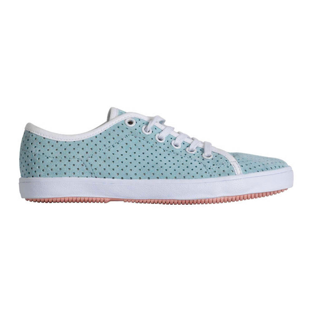 C1rca Natasha Pastel Blue White   Women's Shoes