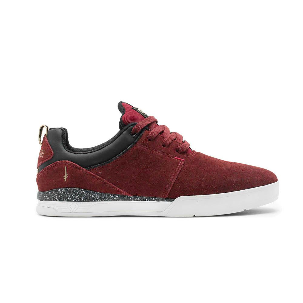 C1rca Neen Deathwish Brick Red  Men's Shoes