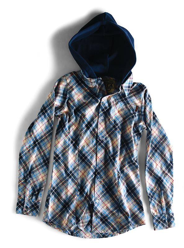 C1rca Original Grey L/S Women's Shirt