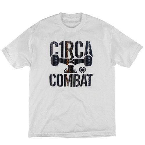 C1rca Combat Pattern Icon White Ανδρικό T-Shirt