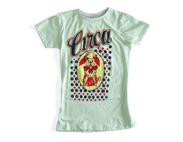 C1rca Poodle Mint Γυναικείο T-Shirt