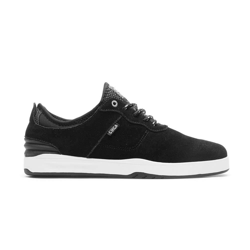 C1rca Salix Black/ White Men's Shoes