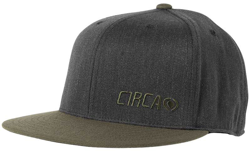 C1rca Standup 210 Fitted Charcoal Heather Καπέλο