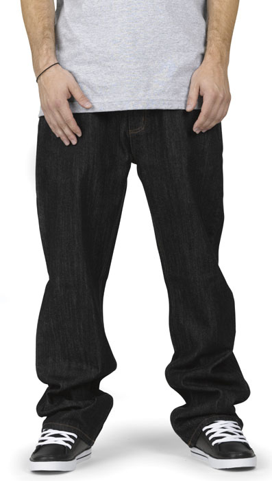 C1rca Staple Baggy Indigo/Dry/Rinse Men's Pants