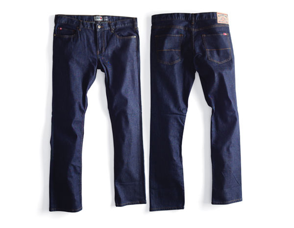 C1rca Staple Slim Indigo Men's Pants
