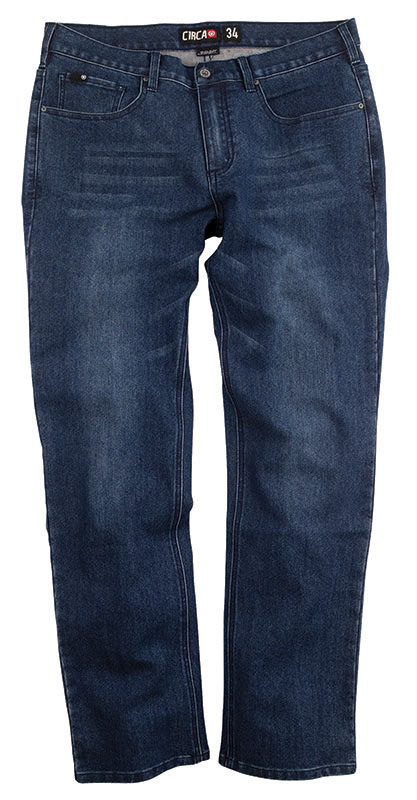 C1rca Straight Denim Blue Sandblast Αντρικό Παντελόνι