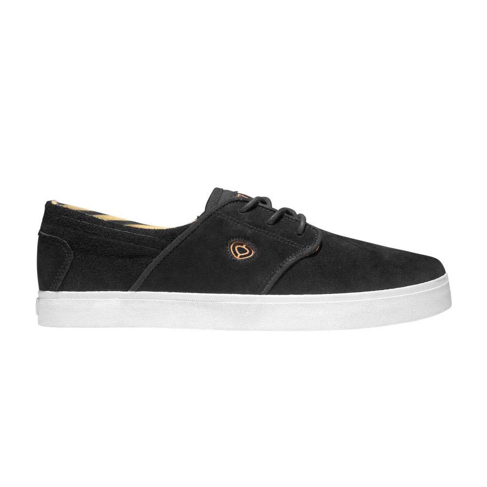 C1rca Strata Black Inca Gold Men's Shoes