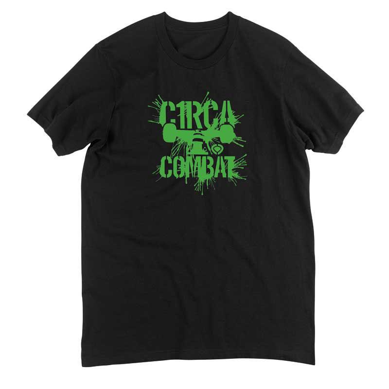 C1rca Truck Splat Black Αντρικό T-Shirt