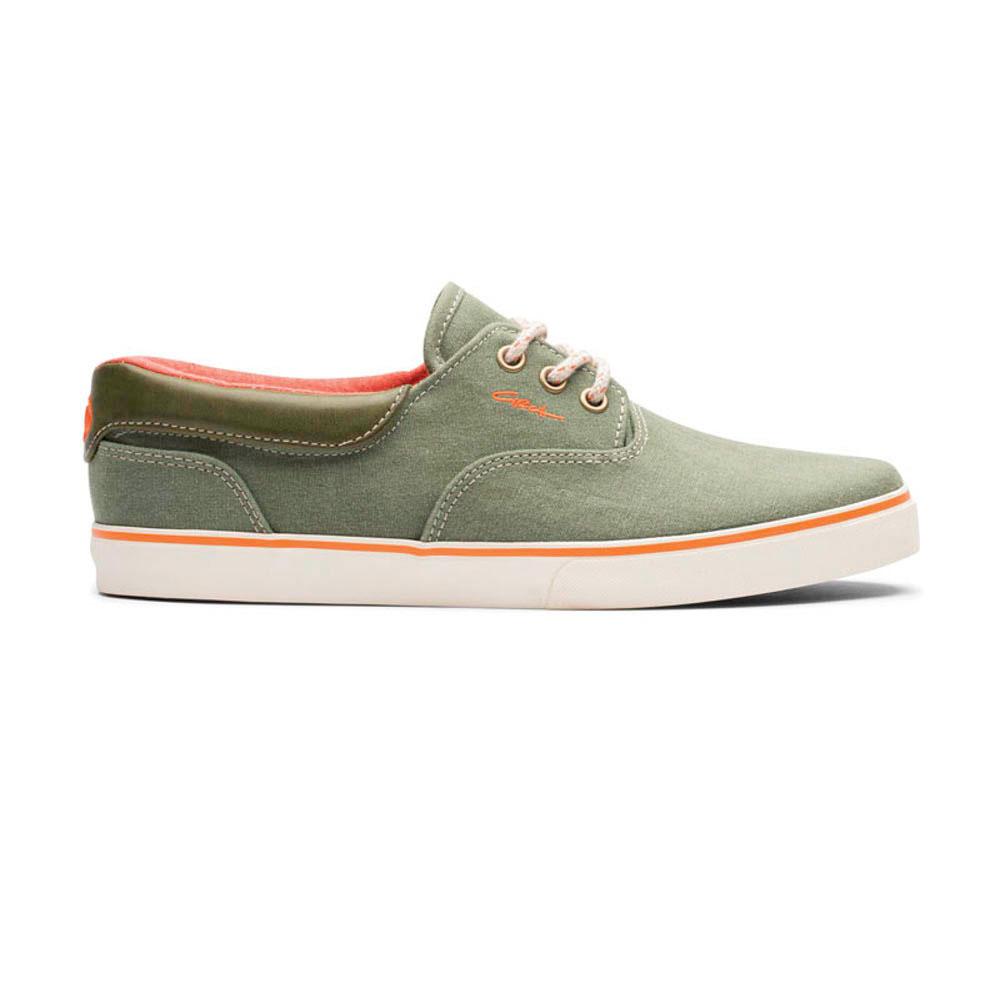 C1rca Valeo Se Kakhi Wash Canvas Men's Shoes