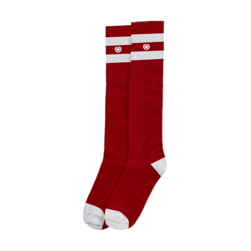 C1rca Walk On Red/White Κάλτσες