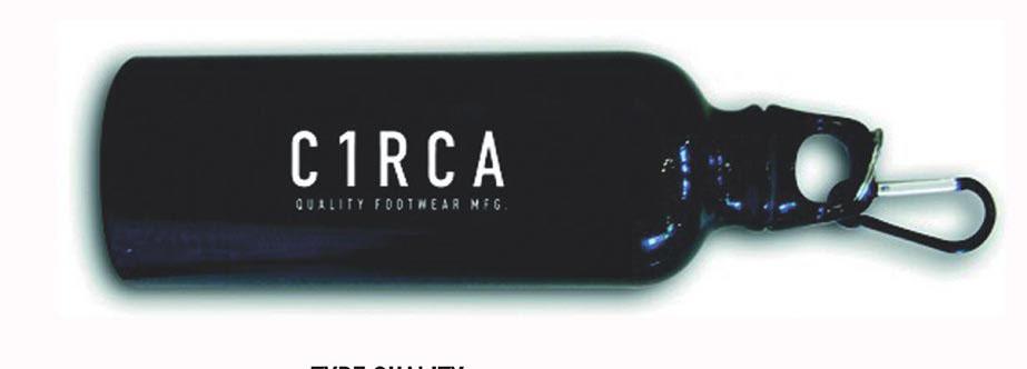 C1rca Water-Bottle Black
