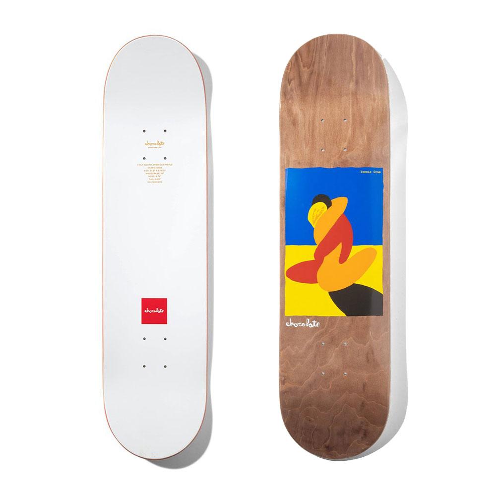 Chocolate Cruz Embrace 8.18 Σανίδα Skateboard