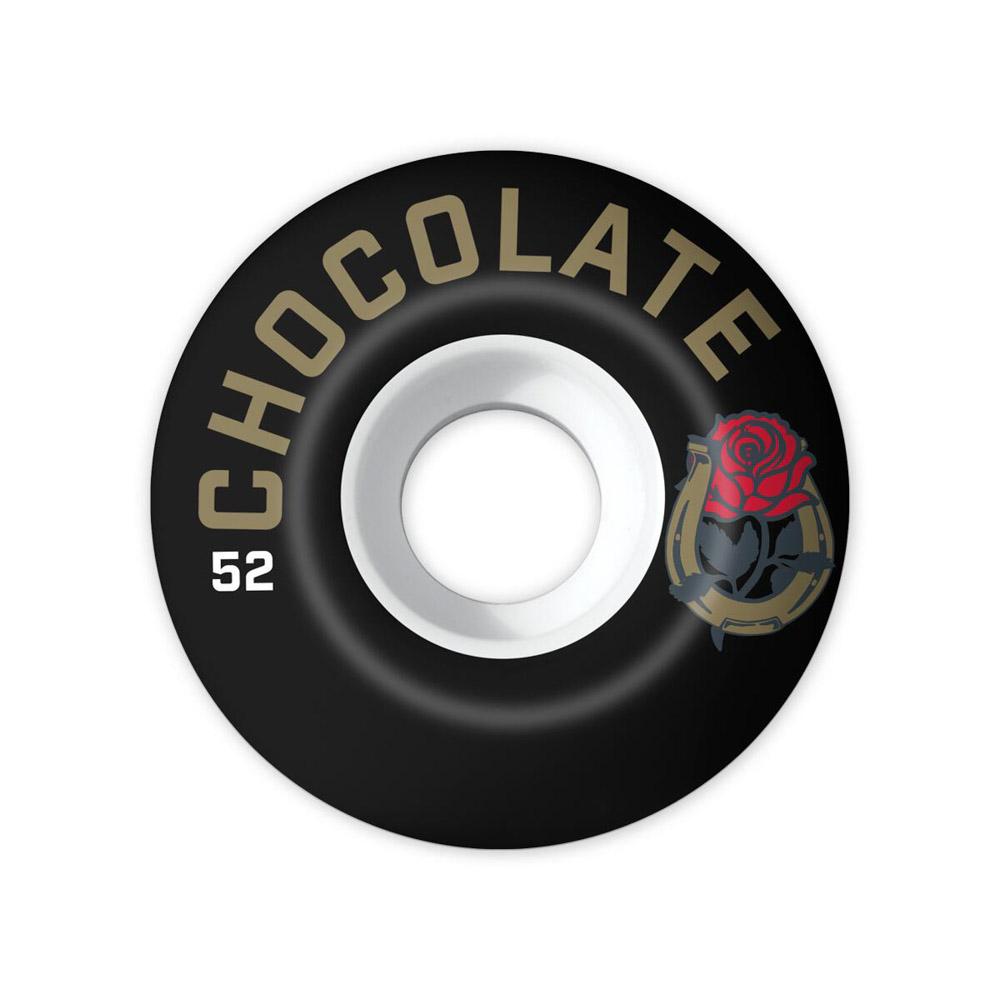 Chocolate Luchador Staple 52mm Wheels Pack