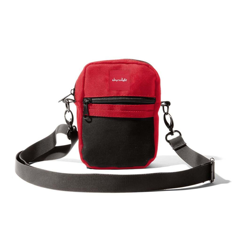 Chocolate Shoulder Bag Red