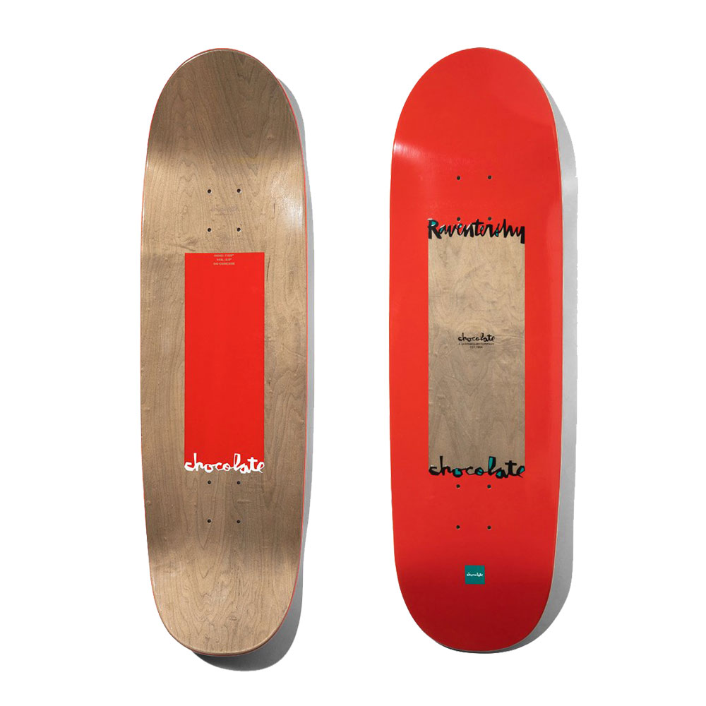 Chocolate Tershy Revealer Couch 9.2 Σανίδα Skateboard