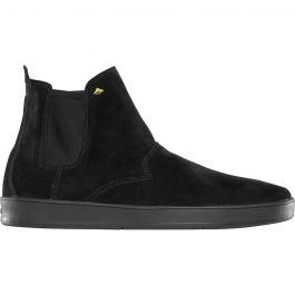 Emerica Romero Hi Black Black Men's Shoes