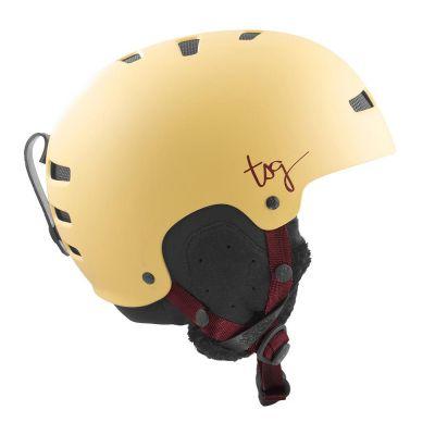 TSG Snowboardhelm Lotus Solid Color