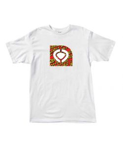 C1rca Fills Santa Cruz  White Men's T-Shirt