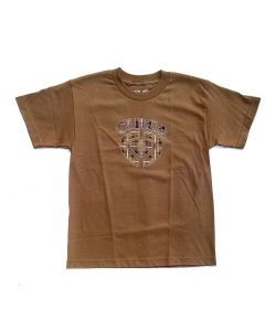 C1rca Plaid Icon Coffee Kid's T-Shirt