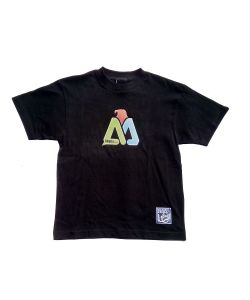 Matix Mo Black Kid's T-Shirt