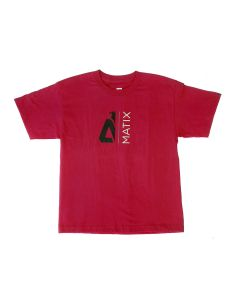 Matix Monocut Card Red Παιδικό T-Shirt