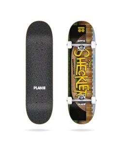 Plan B Sheckler Sandlot 8.0 Complete Skateboard