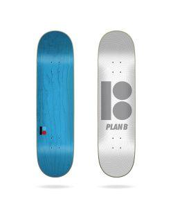 Plan B Team Texture 8.25'' Skateboard Deck