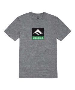 Emerica Classic Combo Charcoal Heather Men's T-shirt