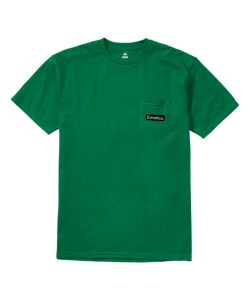 Emerica Pure Triangle Pocket Green Ανδρικό T-Shirt