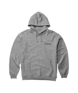 Emerica Pure Triangle Charcoal Heather Men's Hoodie