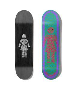 Girl Kennedy Vibrations OG 8.375'' Skate Deck