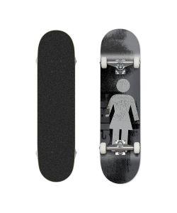 Girl Niels Bennett Roller 8.0 Complete Skateboard