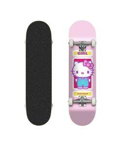 Girl X Sanrio Sean Malto 8.0 Complete Skateboard